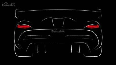 'Kẻ kế thừa' Koenigsegg Agera RS tung teaser mới trước khi ra mắt tại Geneva 2019.