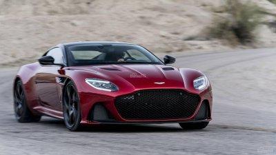 Siêu phẩm Aston Martin DBS Superleggera ra mắt với động cơ V12 1a