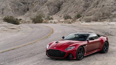 Siêu phẩm Aston Martin DBS Superleggera ra mắt với động cơ V12 2a