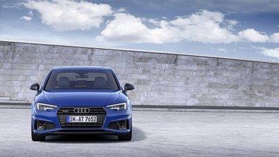 Audi A4 2019 chính thức ra mắt với đầu xe chỉnh sửa nhẹ 4a