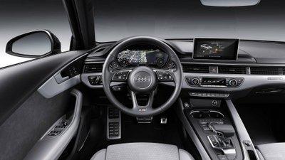 Nội thất Audi A4 2019 z