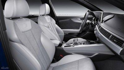 Audi A4 2019 chính thức ra mắt với đầu xe chỉnh sửa nhẹ 5a