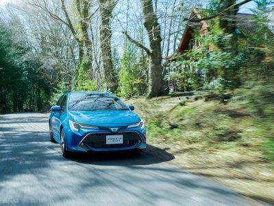 Toyota Corolla Sport 2018 ra mắt tại Nhật Bản z