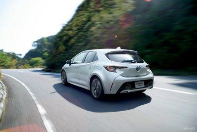 Toyota Corolla Sport 2018 3a