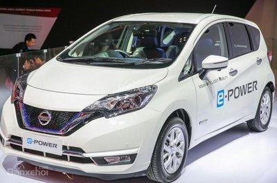 Thái Lan là thị trường đầu tiên đón xe hybrid đặc biệt Nissan Note e-Power - 1