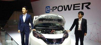 Thái Lan là thị trường đầu tiên đón xe hybrid đặc biệt Nissan Note - 2