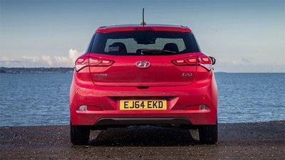 Hyundai i20 nâng cấp tính năng an toàn, giá từ 419 triệu đồng 4.