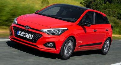 Hyundai i20 nâng cấp tính năng an toàn, giá từ 419 triệu đồng 1.