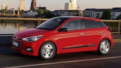 Hyundai i20 nâng cấp tính năng an toàn, giá từ 419 triệu đồng 3.