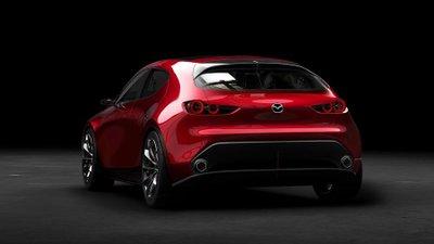 """Mazda """"phá cách"""" bằng thiết kế quyến rũ mới lạ"""