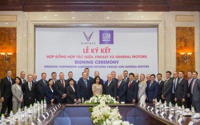 Phát triển chóng mặt, VinFast tiếp tục ''''''''thâu tóm'''''''' GM Việt Nam.