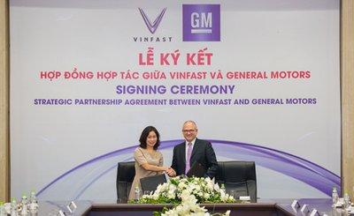 Phát triển chóng mặt, VinFast tiếp tục ''''''''thâu tóm'''''''' GM Việt Nam - Ảnh 1.