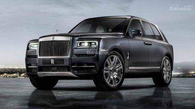 Rolls-Royce sẽ không sản xuất SUV nhỏ hơn Cullinan - 2