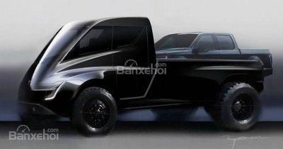 Elon Musk khoe xe bán tải điện với tầm vận hành 805 km - 2