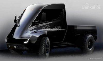 Elon Musk khoe xe bán tải điện với tầm vận hành 805 km - 1