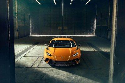 """Lamborghini Huracan Performante """"dữ tướng"""" hơn sau khi qua tay hãng độ Novitec a7"""