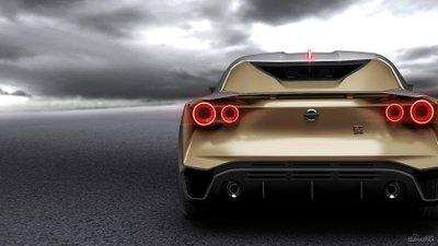 Italdesign ra mắt siêu phẩm kỷ niệm Nissan GT-R50 3a