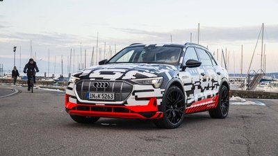 Dự án SUV chạy điện của Audi bị hoãn vô thời hạn do CEO đương nhiệm bị bắt 1