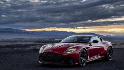 Aston Martin BDS Superleggera trình làng, thế chân Vanquish 15