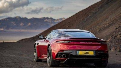 Aston Martin BDS Superleggera trình làng, thế chân Vanquish 13