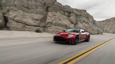 Aston Martin BDS Superleggera trình làng, thế chân Vanquish 3