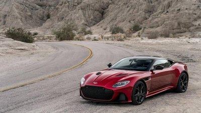 Aston Martin BDS Superleggera trình làng, thế chân Vanquish 7