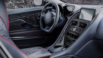 Aston Martin BDS Superleggera trình làng, thế chân Vanquish 5