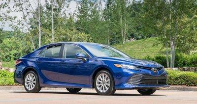 Mỹ tăng thuế, Toyota Camry nhập khẩu phải đội giá 3