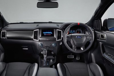 Ford Ranger Raptor nhá hàng, chuẩn bị bán ra tại Úc 9