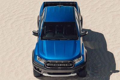 Ford Ranger Raptor nhá hàng, chuẩn bị bán ra tại Úc 7