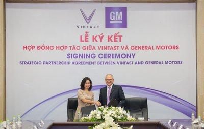 VinFast tiết lộ lí do bất ngờ mua lại GM Việt Nam.