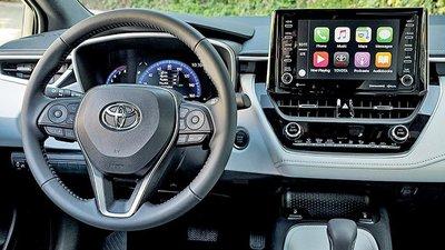 Apple CarPlay, Android Auto đứng đầu danh sách ứng dụng giải trí an toàn.