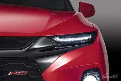 Công nghệ an toàn trên Chevrolet Blazer 2019 z