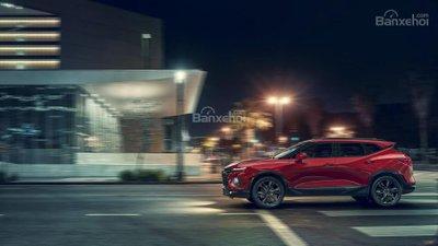Những điều cần biết về SUV Chevrolet Blazer 2019 hoàn toàn mới z