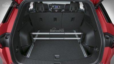 Dung tích khoang hàng lý Chevrolet Blazer 2019 z