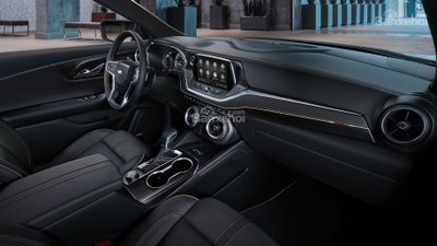 Nội thất Chevrolet Blazer 2019 z