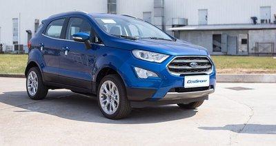 Ford EcoSport 1.0L Titanium 2018 - Bản cao cấp nhất của dòng Ecosport tại Việt Nam///
