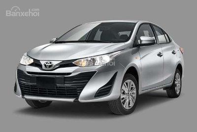 Toyota Vios 2018 thế hệ mới
