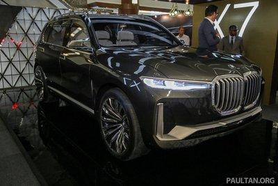 BMW X7 iPerformance lần đầu ra mắt khách hàng Đông Nam Á, bán ra 2019 a2