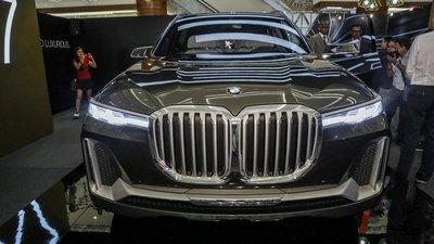 BMW X7 iPerformance lần đầu ra mắt khách hàng Đông Nam Á, bán ra 2019 1
