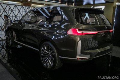 BMW X7 iPerformance lần đầu ra mắt khách hàng Đông Nam Á, bán ra 2019 a3
