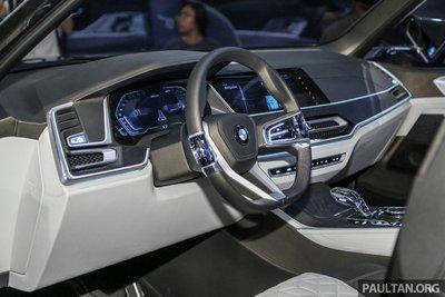 BMW X7 iPerformance lần đầu ra mắt khách hàng Đông Nam Á, bán ra 2019 a5