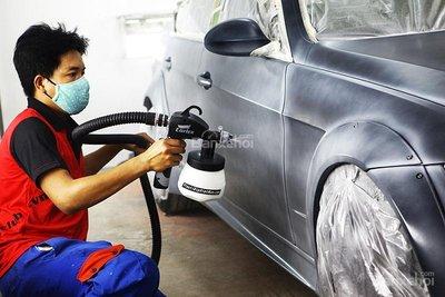 sơn xe ô tô ở TPHCM