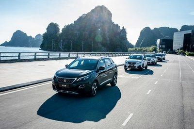 Doanh số bán của Peugeot