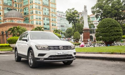 Tháng 7 này, Volkswagen Tiguan Allspace 2018 chính thức mở bán tại Việt Nam a10