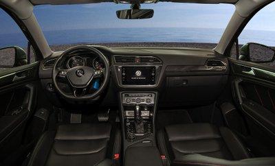 Tháng 7 này, Volkswagen Tiguan Allspace 2018 chính thức mở bán tại Việt Nam a15