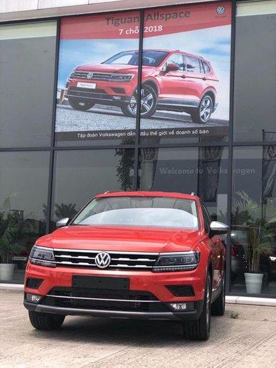 Tháng 7 này, Volkswagen Tiguan Allspace 2018 chính thức mở bán tại Việt Nam a3