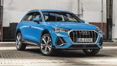Audi Q3 2019 chính thức trình làng - 1
