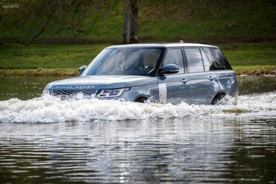 Land Rover Range Rover sắp có nền tảng mới.