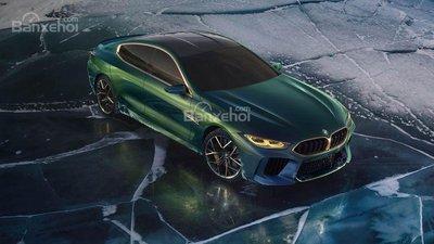 BMW sắp ra mắt mẫu xe mới vào tháng 8 - 1
